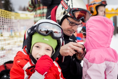 Skijanje za cijelu obitelj - Cerkno Ski