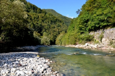 Experience flyfishing on Idrijca river - Season st...