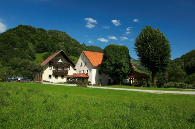 Sommer Urlaub am Bauernhof in Slowenien